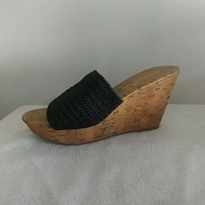Montego Bay Wedge Slides